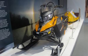 Santa´s House of Snowmobiles